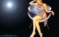 Сара Мише́ль Ге́ллар (Sarah Michelle Gellar) американская актриса