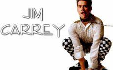 Jim Carrey с ошейником