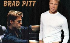 Brad Pitt [Брэд Пит], актер