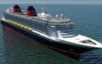 круизный лайнер Disney Cruise Line