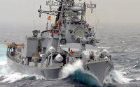 Раджпут Индийский эсминец