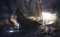 Битва кораблей
