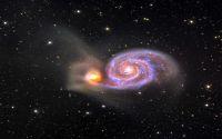 Галактика в созвездии Гончие Псы