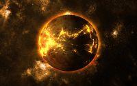 Умирающая планета