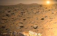 Камни Марса