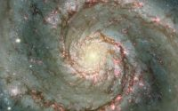 Снимок космоса с телескопа Хаббл