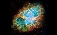 Фотография с орбитального телескопа Хаббл