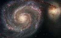 Спиральная Галактика Водоворот