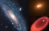 Спиральная Галактика Андромеды