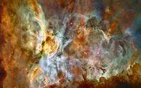 Туманность Краб в созвездии Тельца
