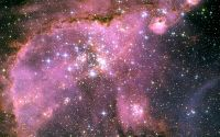 Туманность в созвездии Тукан