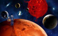 Космический разведчик над Юпитером