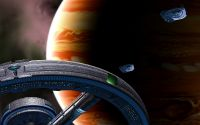Орбитальная станция будущего