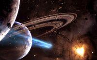 НЛО у Сатурна
