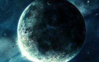 Голубая планета с двумя спутниками