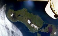 Земля вид из Шаттла