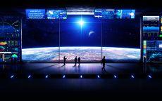 Вид на космос