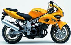 Мотоцикл Suzuki TL1000S
