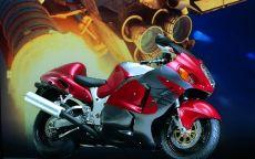Мотоцикл Suzuki GSX-1300R Hayabusa