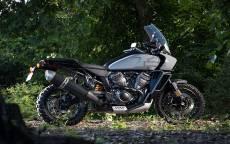 Эндуро Harley Davidson, мотоцикл для бездорожья