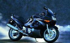 Suzuki gsxf600 katana