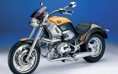 Туристический мотоцикл БМВ