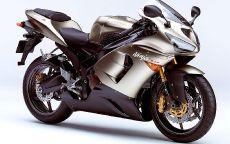 Спортивный мотоцикл Kawasaki ZX-6R Ninja