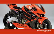 Спортбайк Honda