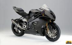 BMW HP4 – высокотехнологичный спортивный мотоцикл