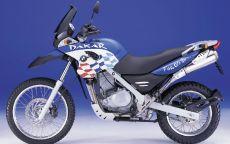 Кроссовый мотоцикл BMW F650GS DAKAR.