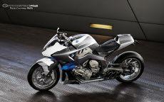 Мотоцикл BMW Motorrad Concept 6