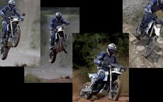Мотоцикл BMW G 650 Xchallenge