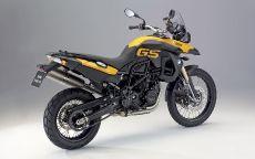 Кроссовый мотоцикл BMW F 800 GS