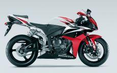 Мотоцикл Honda CBR600 RR