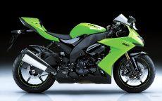 Мотоцикл Kawasaki Ninja ZX-10R