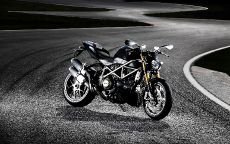 Мотоцикл Ducati Streetfighter