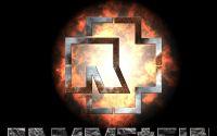 логотип Rammstein - Рамштайн