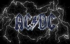 ACDC белые молнии