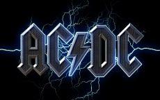 ACDC логотип молнии