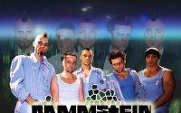 Плакат Rammstein - Рамштайн
