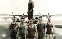 Группа Rammstein - Рамштайн и самолет
