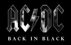ACDC назад в черное