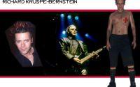 Richard Zven Kruspe, соло-гитарист и основатель Rammstein