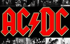 Рок группа ac - dc