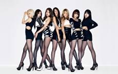 Корейская поп-группа АОА