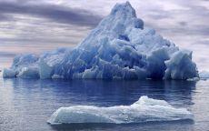 Айсберг в воде