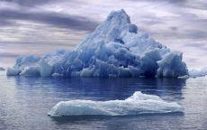 Два айсберга