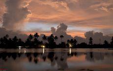 Вечер в раю