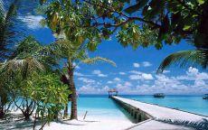 Пристань на берегу