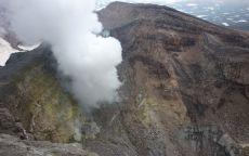 Камчатка вулкан